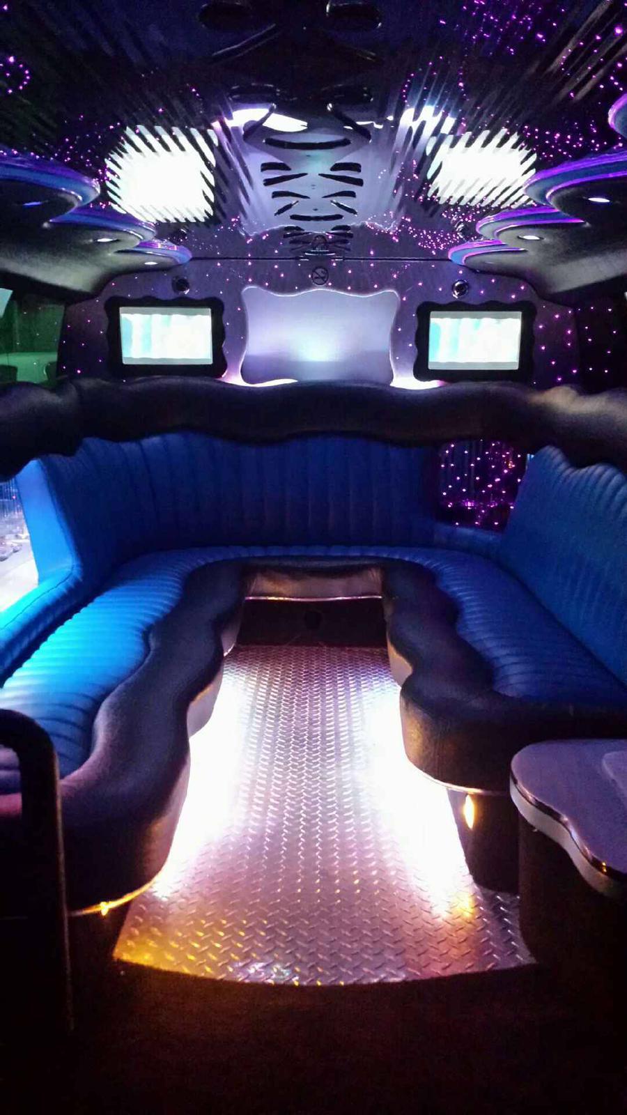 Hummer limousine paris