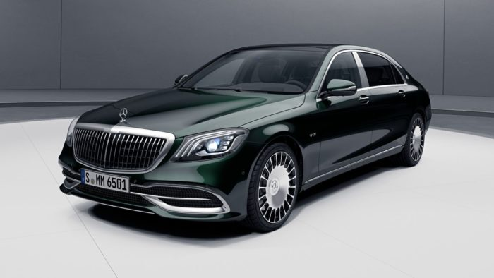 Maybach of mercedes luxe location avec chauffeur